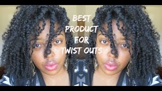getlinkyoutube.com-Review | Best Product For a Twist Out (Type 4 Natural Hair )