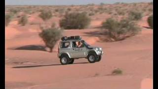 getlinkyoutube.com-ZANFI.IT Jimny - Deserto Tunisia 2009 - Dune