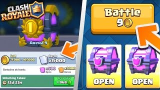 getlinkyoutube.com-5 Things That Were Removed From Clash Royale