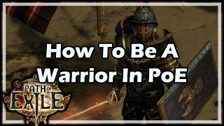 getlinkyoutube.com-[Path of Exile] How To Be A Warrior In PoE