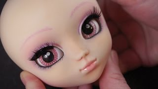 getlinkyoutube.com-Make Your Own Pullip Doll - MIO Kit [Junky Spot]