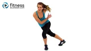 getlinkyoutube.com-Express Calorie Blaster - 10 Minute Toning & Cardio Workout to Lose Fat Fast