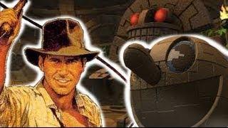 """getlinkyoutube.com-""""Pasemonos"""" Pac-Man y las Aventuras Fantasmales #3 """"¡¡Pac-man es fan de Indiana Jones!!"""""""