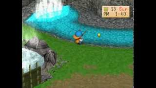 getlinkyoutube.com-Cara Mendapatkan Ikan Legendaris Char | Harvest Moon Back to Nature