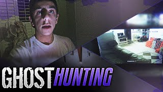 getlinkyoutube.com-CRAZY GHOST HUNTING IN MY HOUSE
