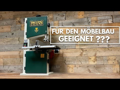 Record Power Sabre 250 Review [in German] Youtube Thumbnail