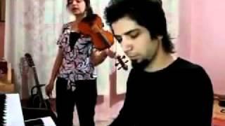 دختر خوش صدای ایرانی خیلی باحاله