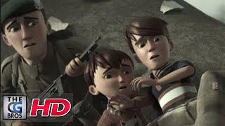 "getlinkyoutube.com-CGI 3D Animated Shorts HD: ""Beyond the Lines' - by ESMA"