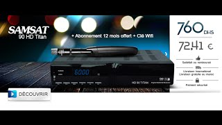 "getlinkyoutube.com-Tutoriel du ""Samsat 90 HD Titan"""