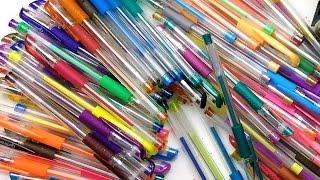 getlinkyoutube.com-GelWriter Gel Pen Review