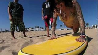 getlinkyoutube.com-LA Ink - Kat Surfs