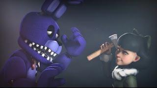 getlinkyoutube.com-[FNAF SFM] Bonnie's Face 2 (Five Nights at Freddy's Animation)