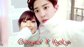 getlinkyoutube.com-Hyorin (SISTAR) X Chanyeol (EXO) - My All
