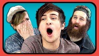 YouTubers React To DyE Fantasy