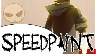 getlinkyoutube.com-Speedpaint- Creepypasta- Fire