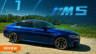 BMW M5 (F90) - Is an xDrive car worthy of the M badge? / Review #20
