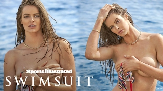 getlinkyoutube.com-Samantha Hoopes Feels Herself, Robyn Lawley Plays Baywatch | Tanlines | Sports Illustrated Swimsuit