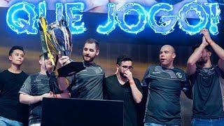 CS:GO - SK ENLOUQUECE A TORCIDA EM PORTUGAL!! (Sk Gaming Vs HellRaisers) (FINAL) (Moche XL Cup)