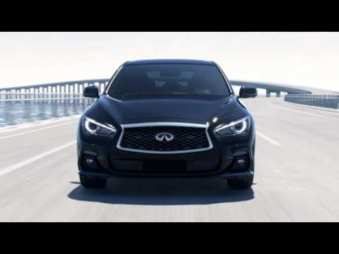 2018 INFINITI Q50 - Blind Spot Warning (BSW) and Blind Spot Intervention® (BSI) Systems (ise)