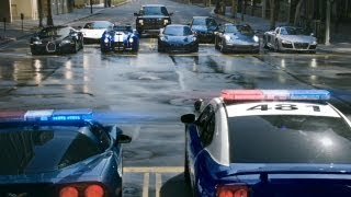 getlinkyoutube.com-Need For Speed Most Wanted - Pub TV en Live Action