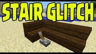 getlinkyoutube.com-Minecraft PS3, PS4, Xbox, Wii U - STAIR CORNER BUTTON GLITCH