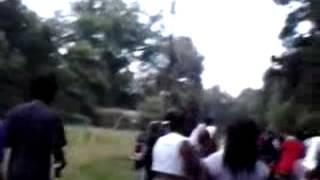 getlinkyoutube.com-Selma Hood Fight!  Turnt Up!