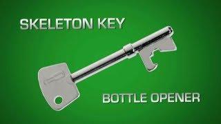 getlinkyoutube.com-Skeleton Key Bottle Opener