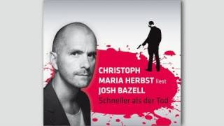 "getlinkyoutube.com-Christoph Maria Herbst liest Josh Bazell, ""Schneller als der Tod"""