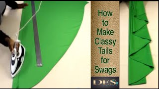 getlinkyoutube.com-How to make Classy Tails for Swags