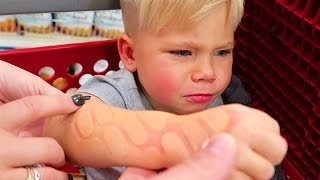 getlinkyoutube.com-TODDLER ARM DEFORMITY!