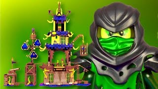 getlinkyoutube.com-LEGO Ninjago 70732 City of Stiix