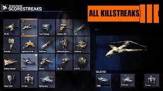 getlinkyoutube.com-Call of Duty: Black Ops 3 - All Scorestreaks with GAMEPLAY (Showcase) KILLSTREAKS
