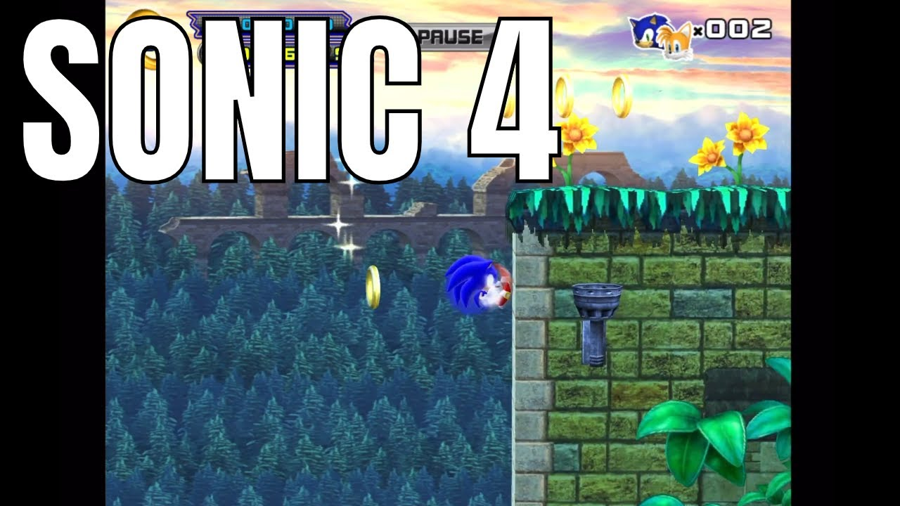 Sonic The Hedgehog 4 (Episode 2) Mobile free game