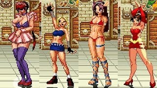 getlinkyoutube.com-Mugen Ryona Midnight Bliss(nena) Leela