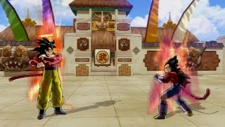 getlinkyoutube.com-Dragonball Z Budokai 3 HD - All Character Taunts