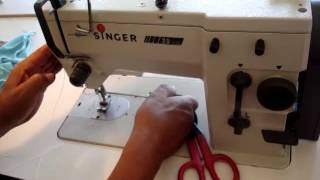 getlinkyoutube.com-Singer 20U Zig Zag Sewing Machine