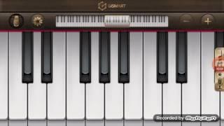 getlinkyoutube.com-تعلم عزف موسيقى مسلسل فريحة على الاندرويد