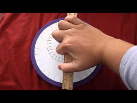 How I made my Kumihimo Disk ( Tutorial ) by AnayissasSecretGarden