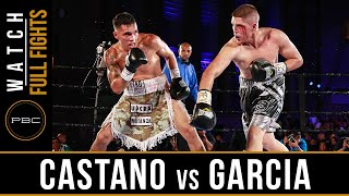 getlinkyoutube.com-Castano vs Garcia FULL FIGHT: July 23, 2016 - PBC on NBCSN