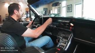 getlinkyoutube.com-1966 Ford T-Bird Roadster for sale Flemings with test drive, driving sounds, and walk through video