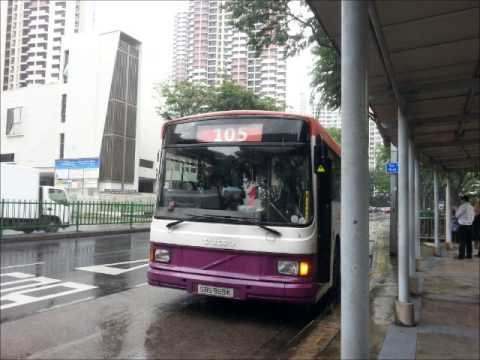 [Audio Only][SBS Transit][Volvo B10M][DM] SBS959K on 105