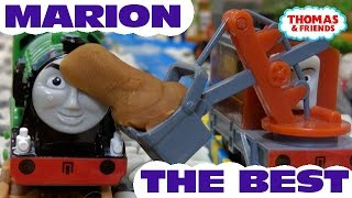 """Thomas and friends """"Marion the Best"""" Thomas The Tank Engine"""
