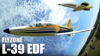 getlinkyoutube.com-Flite Test | Flyzone L-39 EDF - Formation Flying!!