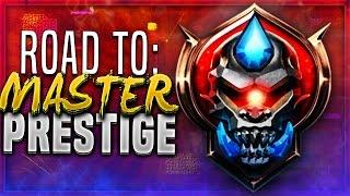 ROAD To MASTER PRESTIGE - Black Ops 3 CLASS SETUPS/STATS - Entering Prestige 3 (BO3 Master Prestige)