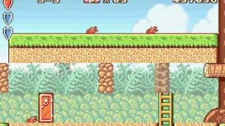 getlinkyoutube.com-Game boy Advance Longplay [024] Super Mario Advance