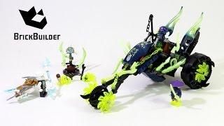 getlinkyoutube.com-Lego Ninjago 70730 Chain Cycle Ambush - Lego Speed build