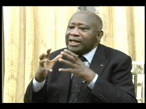Ivorian Leader, Laurent Gbagbo & Journalist, George Curry Interview Part I