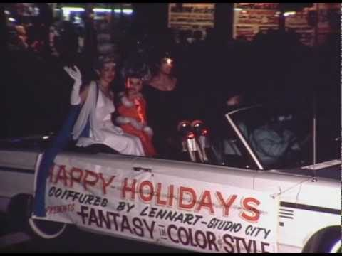 1965 Studio City (Hollywood) Christmas Parade