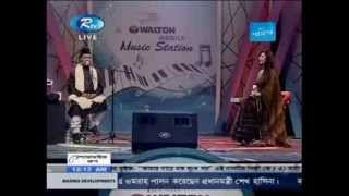 BANGLA MUSICAL | BARI SIDDIKI - STUDIO CONCERT | WWW.LEELA.TV