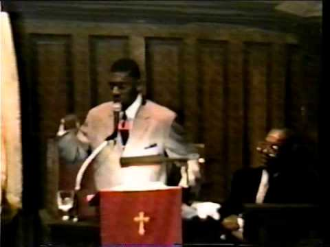 Rev.Jamal Bryant.One Man March For Millions,Sequence 2